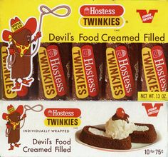 Hostess Devil's Food Twinkies