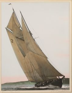 """Lot 377, R MacAskill, photographs of fishermen and a yacht, signed in pencil, a pair 13"""" x 10"""" est £70-100"""