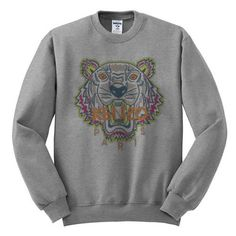 kenzo paris #sweatshirt #shirt #sweater #womenclothing #menclothing #unisexclothing #clothing #tups