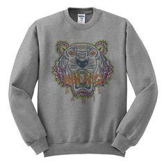 kenzo paris #sweatshirt #shirt #sweater #womenclothing #menclothing #unisexclothing #clothing #tups