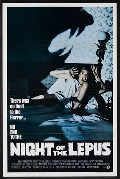 NIGHT OF THE LEPUS .1972 Stuart Whitman .