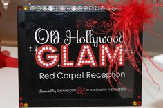 Check out this Hollywood themed party album for some great ideas on decor/props :) http://www.hwtm.com/index.cfm?page=albums/view_album&albumid=49&photoid=803