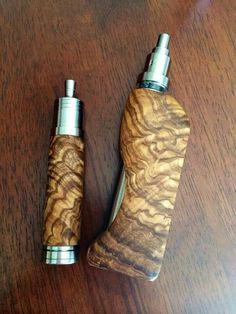 Wood mods - Vape - Vaping - Vaper -  e-zigarette - ecig - mechanical Mods