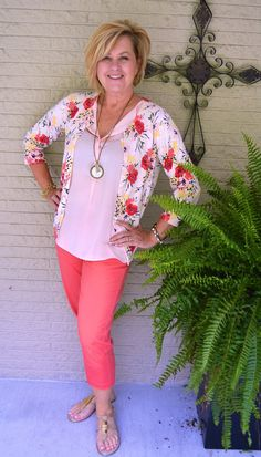 50 IS NOT OLD | PINK MAKES ME HAPPY | Fashion over 40 for the everyday woman