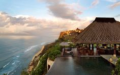 Many things set the Bulgari Bali apart from its luxury beachside boutique competitors, according to Andrea Malis, a luxury travel advisor with Camelback Odyssey Travel. This clifftop hotel boasts the only private beach on the island, accessible by incline elevator.
