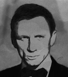 Daniel Craig by mrxtasy.deviantart.com on @deviantART