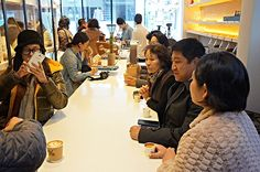 %Arabica, a coffee house in Kyoto, Japan.Photo Credit: Accidental Travel Writer