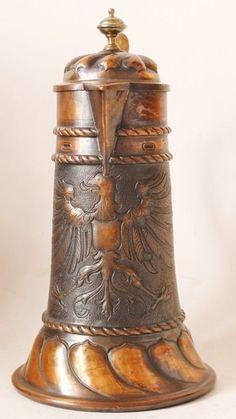 !- copper eagle  server  10.5 inch -