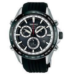 Seiko Astron Herrenuhr Chronograph GPS Solar SSE015J1 - Uhrenparadise ihr Uhrenpreisvergleich