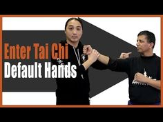Wing Chun Training - Default Hands - Kung fu Techniques - YouTube