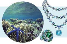 Tifanny: coleção de alta-joalheria em homenagem as águas