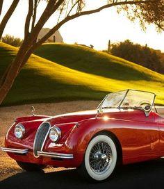 specialcar:      1951 Jaguar XK 120