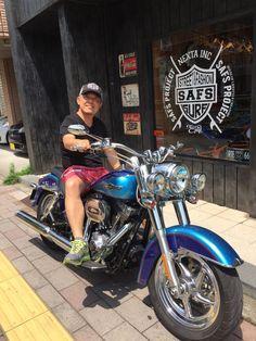 Harley-Davidson at #SAFS