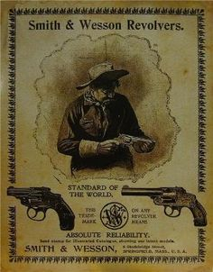 Smith & Wesson by cheryl