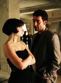 Closer.  Natalie Portman and Clive Owen own this movie.  And their scenes together?  Never doubt that acting is art