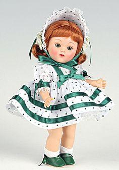 Vogue Irish Rose Vintage Reproduction Ginny Doll 2008