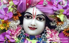 To view Gaurachandra Close Up Wallpaper of ISKCON Chicago in difference sizes visit - http://harekrishnawallpapers.com/sri-gaurachandra-close-up-wallpaper-017/