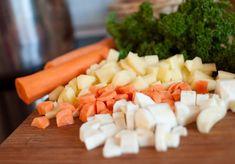 So können Sie Suppenwürze (gekörnte Brühe) selbst herstellen. Cantaloupe, Fruit, Food, Food Food, Essen, Meals, Yemek, Eten
