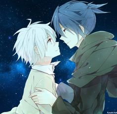 Nezumi and Shion | No.6
