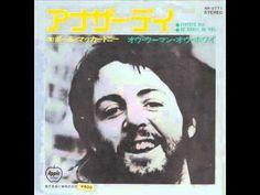 アナザー・デイ/ポール・マッカートニー Another Day/Paul McCartney