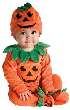 Infant Lil' Pumpkin Costume                                                                                                                                                                                 More