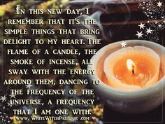 universe, love & light, yoga, candle, flame, cauldron, witch, white magick, stars, frequency, vibration, positive vibes, magick, yogi, mystic, psychic, metaphysical, spiritual, simple reminders, enchanted, incense smoke, inspiration, love and light, facebook.com/thewhitewitchparlour