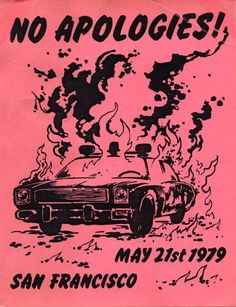 """commiepinkofag: """"""""Flyer created and distributed by Lesbians Against Police Violence and The Stonewall Coalition in summer 1979 in the aftermath of the White Night Riots; Graphic by Emily Siegel. Anais Nin, Photo Wall Collage, Picture Wall, Collage Art, Arte Punk, Punk Poster, Lost River, Protest Art, Riot Grrrl"""