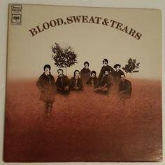 Vintage Record! Blood, Sweat and Tears from 1968! Near Mint! by SweetbriarTreasures on Etsy