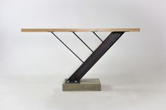 Balancing Table on Behance