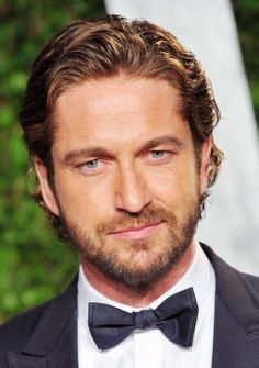 Male Actors With Red Hair | Picture Gallery of Men's Brushed Back Hairstyles