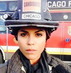 Gabby Dawson, Welcome to Truck 81. #ChicagoFire ♥