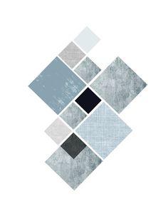 Set of 3 Prints Geometric Art Prints Triptych Prints Geometric Wall Art, Geometric Wallpaper Iphone, Plakat Design, Scandinavian Art, Triptych, Wall Art Designs, Printable Art, Printables, Art Prints