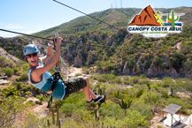 Canopy Costa Azul Xtreme Tour - Los Cabos