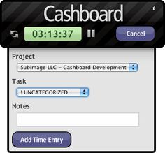 time tracking application android