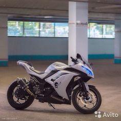 Kawasaki ninja 300 (ABS) 2015