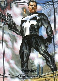 Punisher / Marvel Masterpieces / 2014  (joe Jusko)