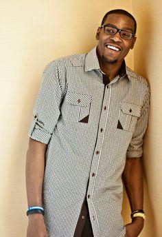Kevin Durant, nice shirt.
