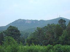 Crowdersmtn  state park