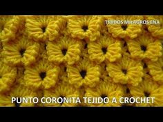 How To Crochet a Bobble Stitch│by ThePatterfamily - YouTube