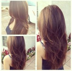 Look Over This 2014 Best Layered Hairstyles for Women to Try – Pretty Designs  The post  2014 Best Layered Hairstyles for Women to Try – Pretty Designs…  appeared first on  Hair and Beauty .