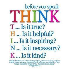 think, think, think  ♥♥♥