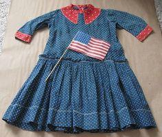 all-original-americana-antique-blue-red-calico-patriotic-sailor-dress-aafa