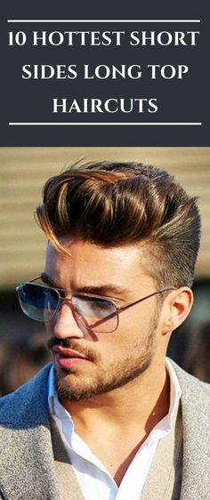 Finding The Best Short Haircuts For Men Mens Hairstyles Fade, Trendy Mens Haircuts, Cool Hairstyles For Men, Best Short Haircuts, Cool Haircuts, Hairstyle Men, Mens Hair Fade, Mens Summer Hairstyles, Beard Fade