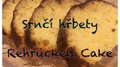 Rehrücken cake | Srnčí hřbety  PK stuff&fun - YouTube - YouTube