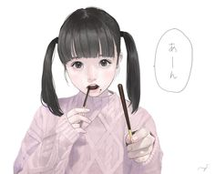 雪下まゆ (@mognemu) | Twitter Art And Illustration, Character Illustration, Hiba Tan, Character Art, Character Design, Korean Art, Sketchbook Inspiration, Beautiful Anime Girl, Anime Art Girl