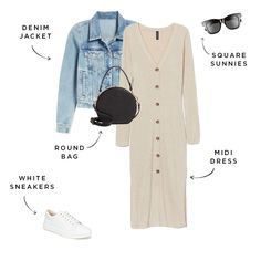 The Everygirl's Spring 2020 Capsule Wardrobe Capsule Outfits, Fall Capsule Wardrobe, Fashion Capsule, Fashion Outfits, Pax Wardrobe, Travel Outfits, Travel Wardrobe, Work Wardrobe, Blond