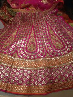 Indian Bridal Lehenga, Indian Bridal Wear, Indian Wedding Outfits, Pakistani Bridal, Pakistani Dresses, Indian Dresses, Indian Wear, Indian Outfits, Party Wear Dresses