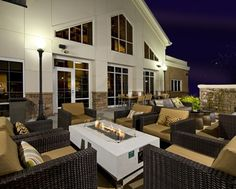 Homewood Suites by Hilton Atlanta I-85-Lawrenceville-Duluth Hotel, GA - Patio