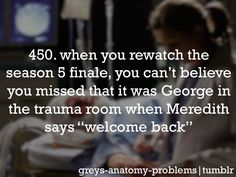 Grey's Anatomy Problems : Photo