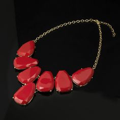 Free Shipping 2015 Newest Fashion European and American Exaggeration Irregular Shape Resin Geometric Necklace Wholesale 5 Colors-in Pendant Necklaces from Jewelry on Aliexpress.com | Alibaba Group